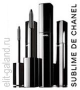 Инновационная тушь Sublime de Chanel