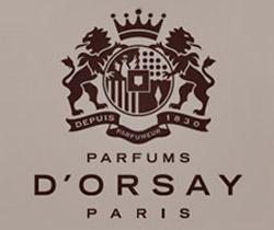 Парфюмерия Дорсе (D'Orsay, Франция)