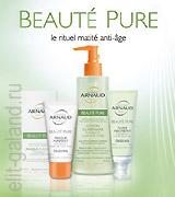 ARNAUD Beaute Pure - Больше не надо выбирать между антивозрастным уходом и уходом за жирной кожей!
