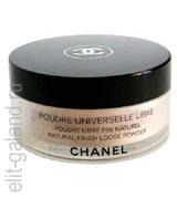 Косметика Шанель: рассыпчатая пудра POUDRE UNIVERSELLE LIBRE от Chanel