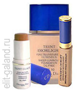 Christian Dior Teint Diorlight Sheer Luminous Foundation Oil-Free SPF10