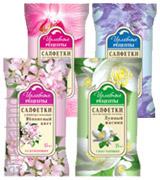 Гигиенические салфетки от Efti Cosmetics