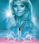 """Аромат """"de Leri"""" - первый парфюмерный бренд от певицы Валерии. Производитель: Компания «Nnikoff»"""