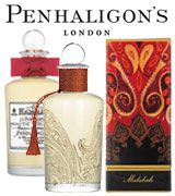 Парфюмерия Hammam Bouquet for him и Malabah for her от Penhaligon's