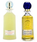 Парфюмерия Eau Exotique Eau Fraiche и Sacre Bleu от Parfums de Nicolai